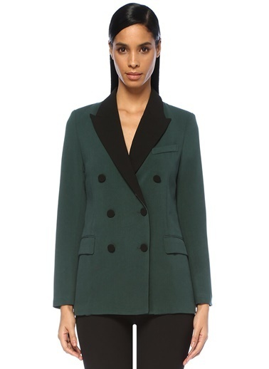 Jovonna Ceket Yeşil